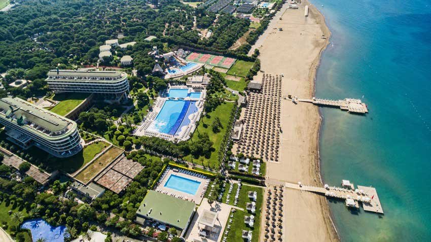 Belek Transfers from Antalya Airport